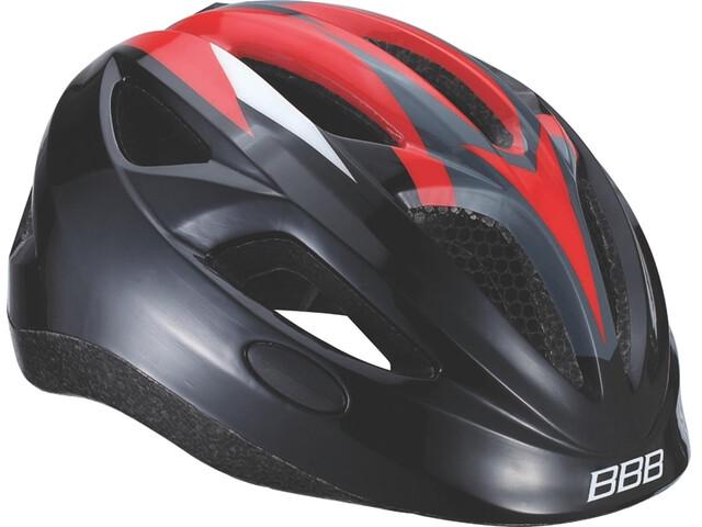 BBB Hero Flash Star BHE-48 Helm rot
